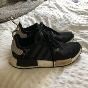 Adidas NMD R1 Black/Tan